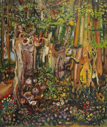 עצים מזמרים