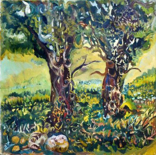 דיאלוג בין עצים